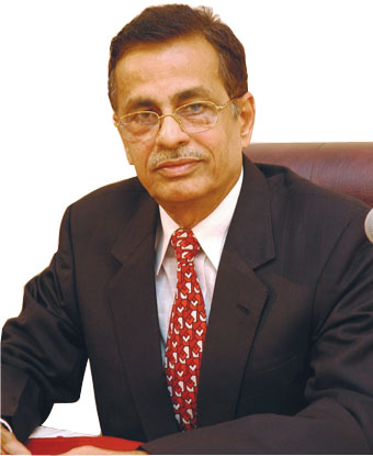Chairman of Srinivas Group